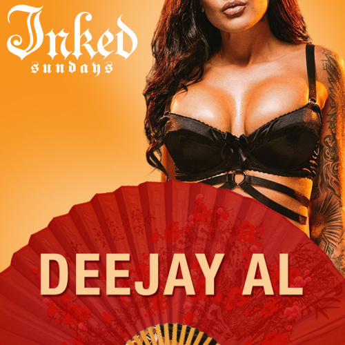 INKED SUNDAYS : DEEJAY AL - TAO Beach Club