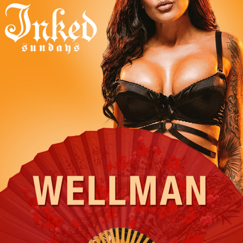 INKED SUNDAYS : WELLMAN - TAO Beach Club