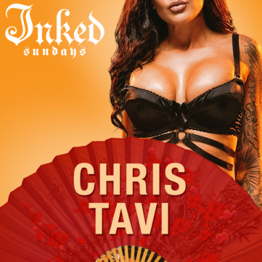 INKED SUNDAYS : CHRIS TAVI