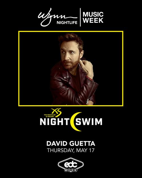David Guetta - Nightswim - XS