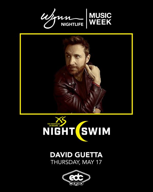 David Guetta - Nightswim