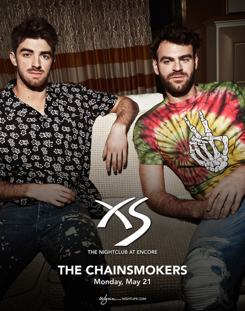 The Chainsmokers - XS