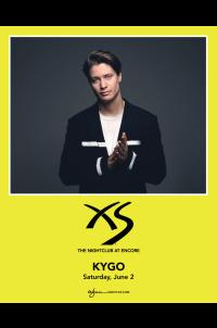 Kygo at XS Nightclub