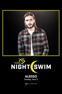Alesso - Nightswim at XS Nightclub