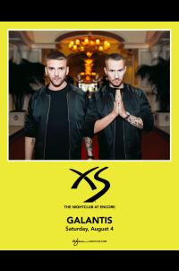Galantis at XS Nightclub