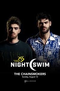 The Chainsmokers - Nightswim at XS Nightclub