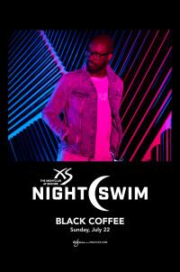 Black Coffee - Nightswim at XS Nightclub