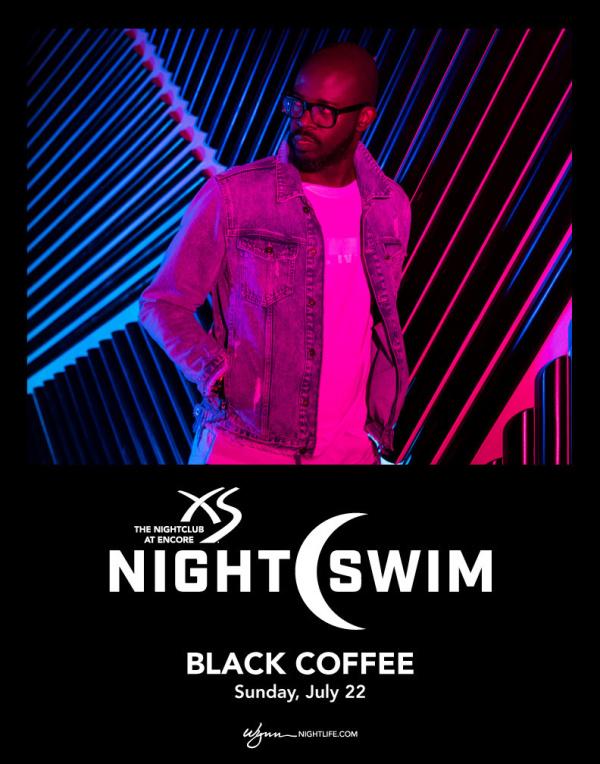 Black Coffee - Nightswim