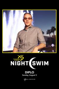 Diplo - Nightswim at XS Nightclub