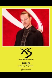 Diplo at XS Nightclub