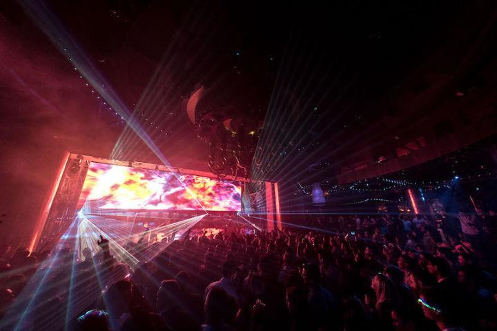 DJ Snake at XS Nightclub
