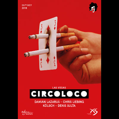CIRCOLOCO - Art of the Wild, Friday, October 5th, 2018