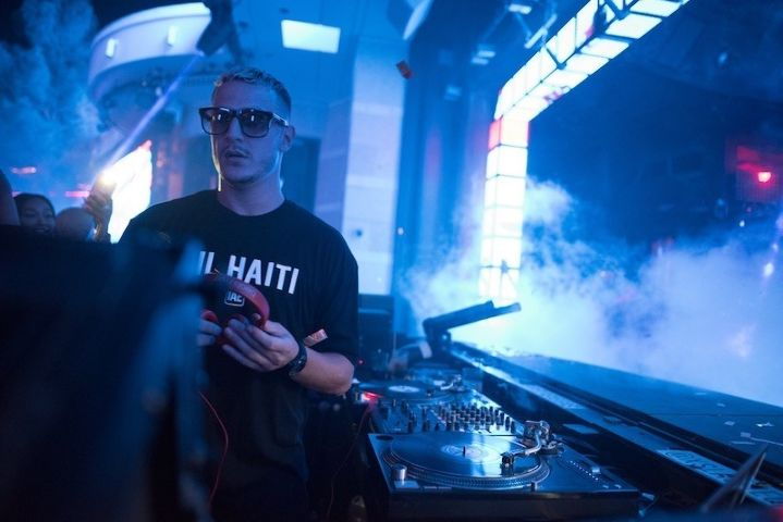 DJ Snake at XS Nightclub