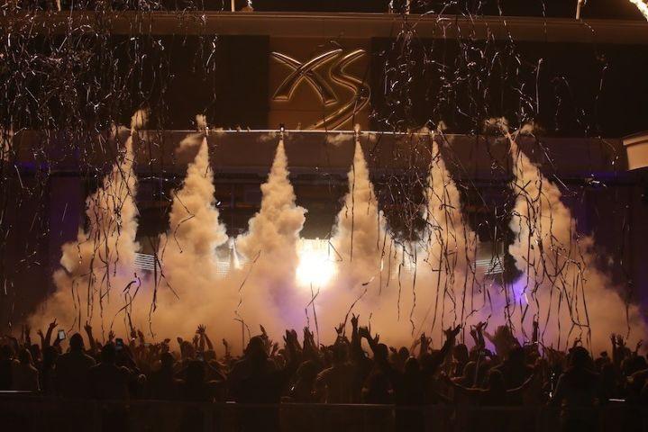 DJ Five at XS Nightclub
