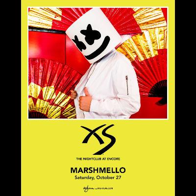 Marshmello, Saturday, October 27th, 2018