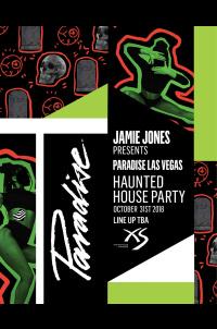 Paradise - Halloween at XS Nightclub