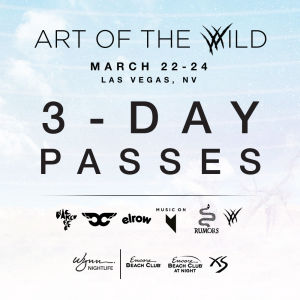 Art of The Wild - Pre Sales, Thursday, March 21st, 2019