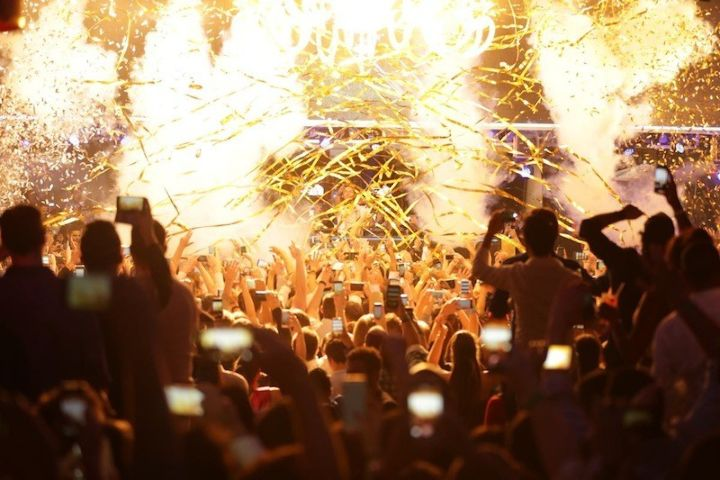 Sebastian Ingrosso at XS Nightclub