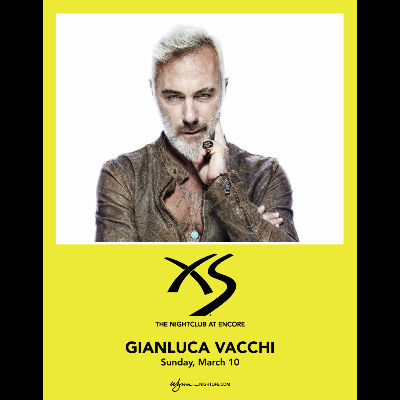 Gianluca Vacchi, Sunday, March 10th, 2019