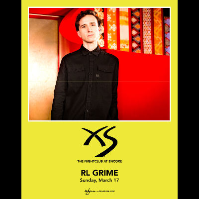 RL Grime, Sunday, March 17th, 2019