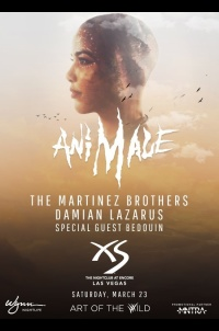 Animale w/ The Martinez Brothers