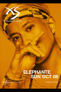 Elephante at XS Nightclub