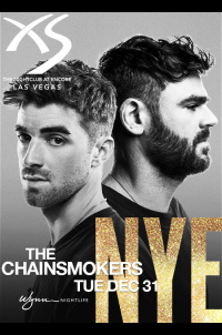 New Year's Eve with The Chainsmokers