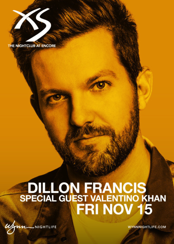 Dillon Francis with Special Guest Valentino Khan