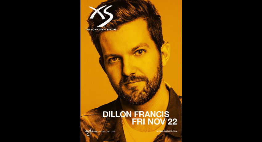Dillon Francis at XS Nightclub