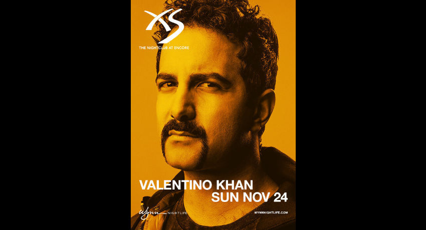 Valentino Khan at XS Nightclub