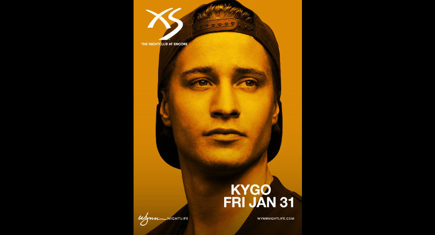 Kygo at XS Nightclub