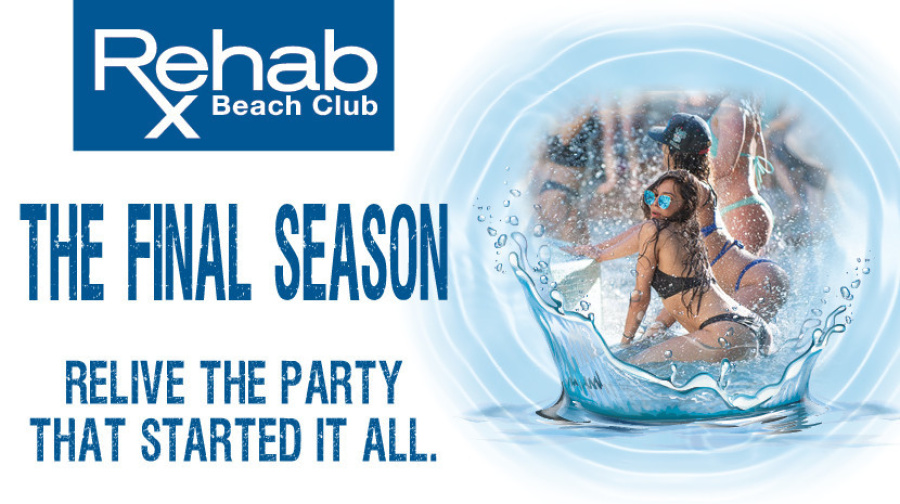 Rehab Beach Club