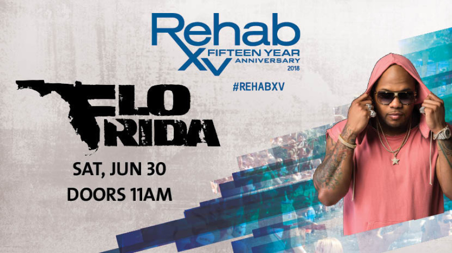 Rehab Beach Club | Flo Rida