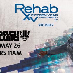 Rehab Beach Club   Memorial Day Weekend w/ Laidback Luke