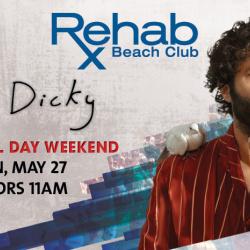 Rehab Beach Club   Memorial Day Weekend w/ Lil Dicky