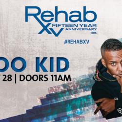 Rehab Beach Club   Memorial Day Weekend w/ DJ Whoo Kid & Hosted By Erica Mena