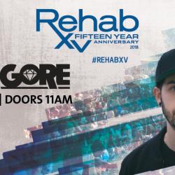 Rehab Beach Club   Borgore