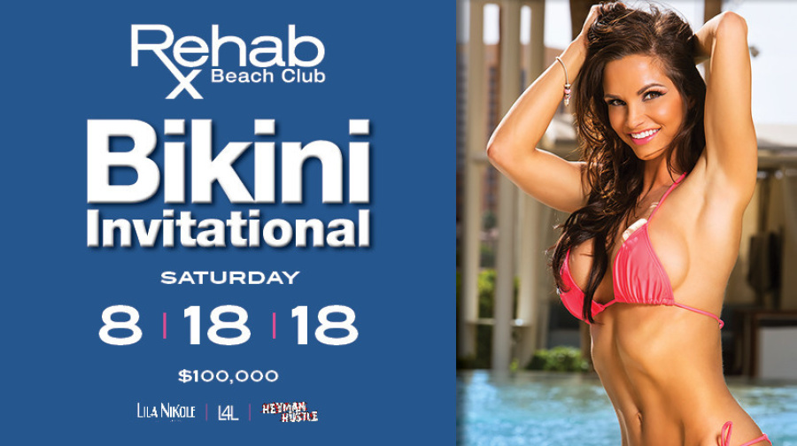 Rehab Beach Club | Bikini Invitational