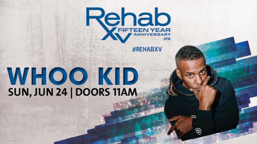 Rehab Beach Club | DJ Whoo Kid