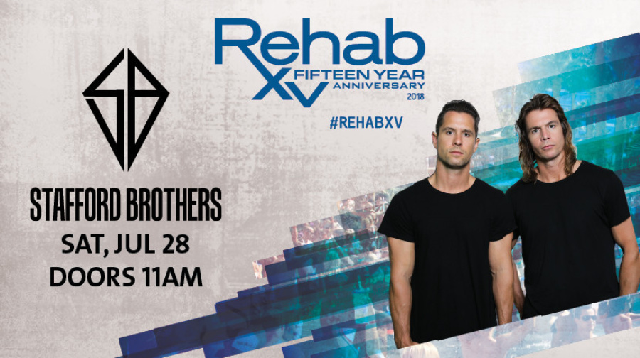 Rehab Beach Club | Stafford Brothers