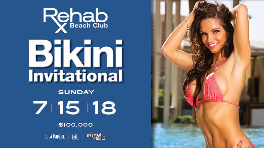 Rehab Beach Club | Bikini Invitational