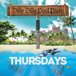 Rehab Beach Club | Dilly Dilly