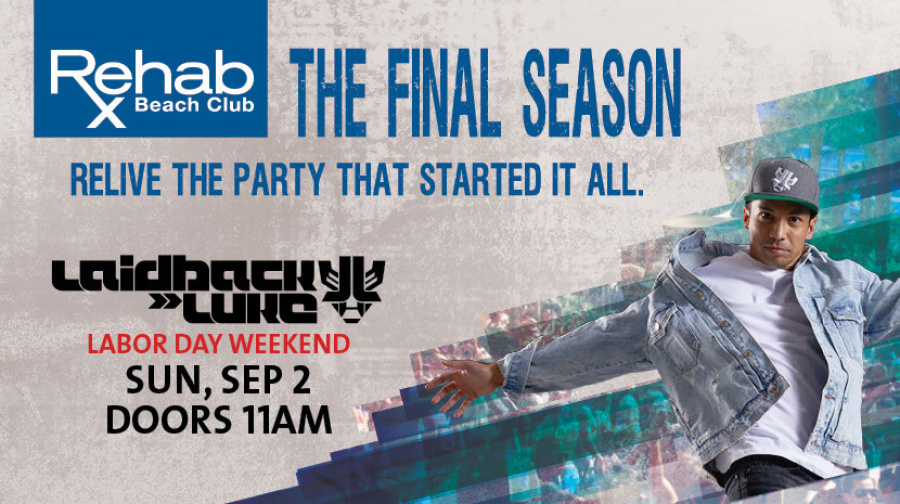 Rehab Beach Club Final Season Celebration Weekend | Puff Daddy & Laidback Luke