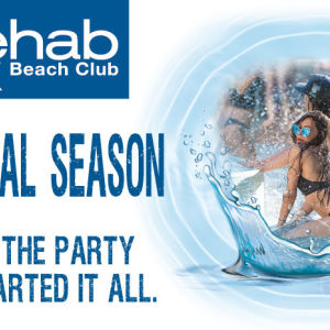 Rehab Beach Club Final Season Celebration Weekend | Puff Daddy & Ookay