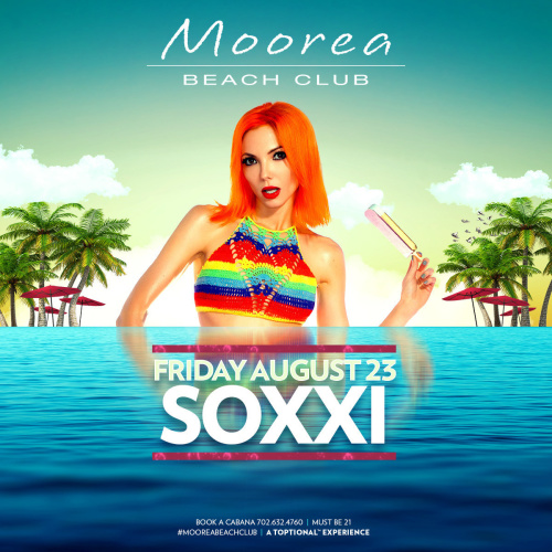 SOXXI - Moorea Beach Club