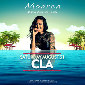 CLA, Saturday, August 31st, 2019