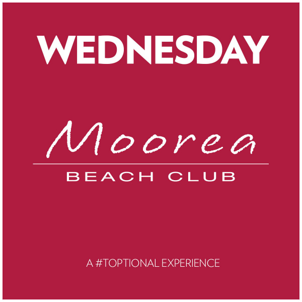 Wednesday's at Moorea Beach Club
