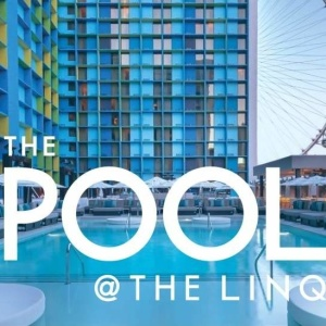 The Pool at LINQ, Tuesday, October 23rd, 2018