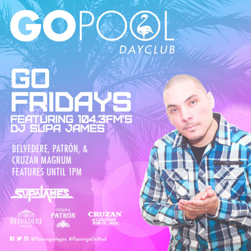 GO FRIDAYS - GO Pool