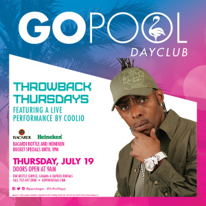 THROWBACK THURSDAY FEATURING COOLIO IN CONCERT